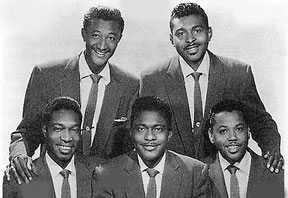 """""""'50's"""" R and B vocal group, The Coasters"""