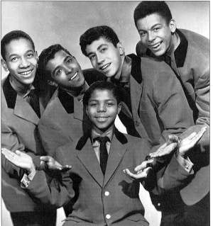 """""""'50's"""" Vocal group, Frankie Lemon And The Teenagers"""