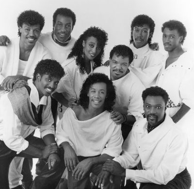 """'80""""s Vocal group, Midnight Star"""