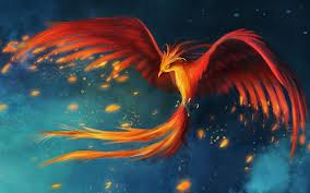In that case: Name: Flare Age: 13(in human years) What are you: Phoenix(creature of Yotsish) Powe