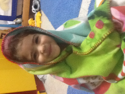 My little sister Rouba !!! She is 3years old