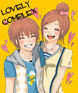 L(デスノート) - Lovely Complex