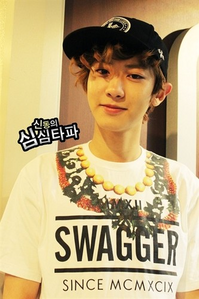 its my प्यार chanyeol ...hehehhe