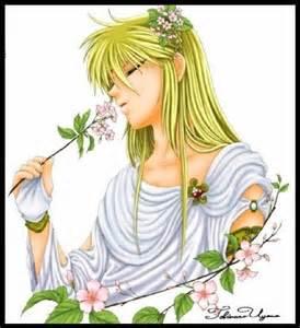 my kegemaran Saint Seiya Virgo Shaka Aquila Yuna Saori Kido Pisces Aphrodite