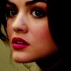 Dark: Aria Montgomery (Pretty Little Liars)
