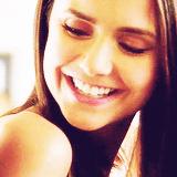 smile - Elena Gilbert