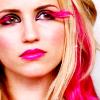 Left - Quinn Fabray (Glee)
