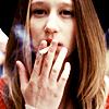 Smoking - violet
