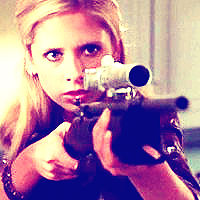 Gun - Buffy Summers