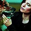 With Dog - Alana