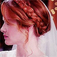 3.) Redhead - April Kepner