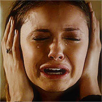 5.) Crying - Elena Gilbert