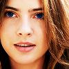 2. Blue eyes