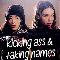 6.) AC. #1 - Kira Yukimura & Allison Argent