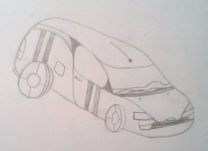 Name: Phoebe The Cat Age:12 Gender: Female Car Type: Ford Alpha, can transform to a plane, bot an