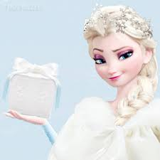 Here is my pics ~Elsa the SnowQueen
