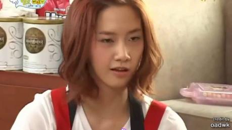 I wanna शामिल होइए YoonA wacky