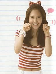 Yuri being cute :)