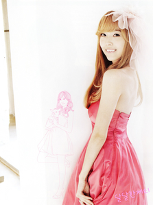 Sica! I want YoonA with a wink