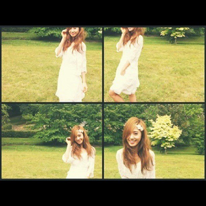 [i] Yuri outdoors <333 I command a चित्र of Jessica and EXO's Kris <3 :P [/i]