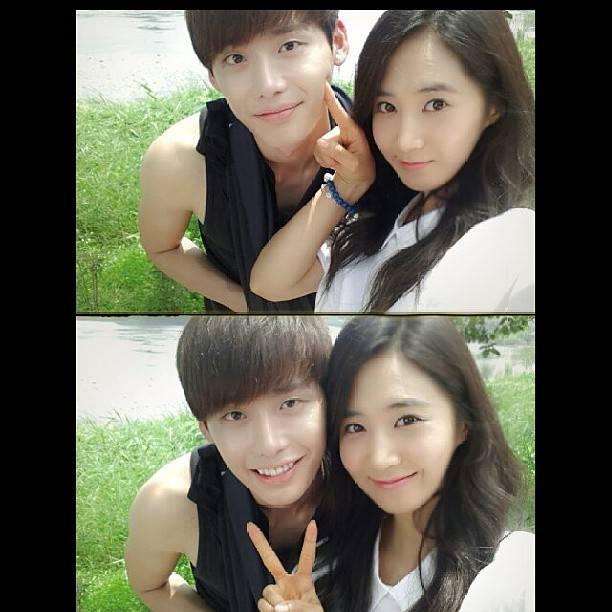 Exo Kai And Snsd Yuri