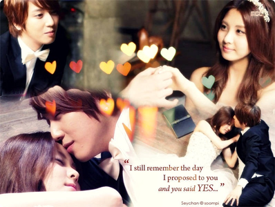 YongSeo! <3 I command a picture of Jessica and Kris (EXO)