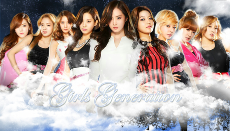 Edited picture of SNSD (I edited it a little bit) I command a picture of the cutest चीबी you've s