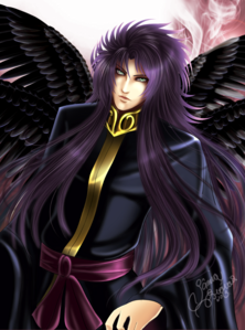 Name: Hades Age: Unknown Gender: Male Appearance: PIC! Species: Demon Race: Demon
