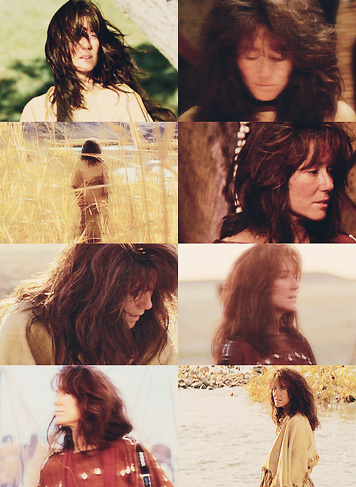 Mary McDonnell interview dances with wolves