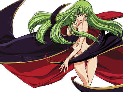 always wanted to be just like cc sooooooo sexyyyyyyy love u babe (code geass)