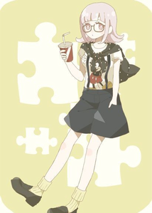Chiaki Nanami from Dangan Ronpa!