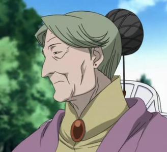 Dante from FullMetal Alchemist!