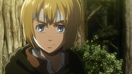Armin Arlert ~ <333 Puella Magi Madoka Magica?