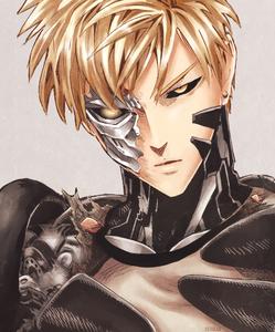 Genos! favorito! character from Owari no Seraph?