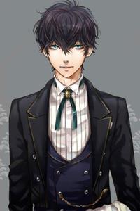 (Male version don't mind butler uniform)