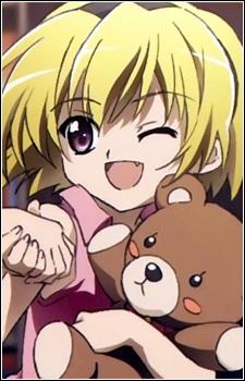 Alright, panisepic =): -Satoko Houjou from Higurashi no Naku Koro Ni (picture) -Eruka Frog from So
