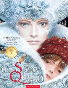 In some ways I like original Snow reyna book over nagyelo remake of it. Maybe because I grew up with i