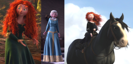 Merida has my प्रिय DP wardrobe. Her green blue dress is one of my प्रिय रंग of all time, pl
