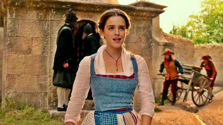 I have a feeling that the live-action Belle has some changes to made her character fits well with Emm
