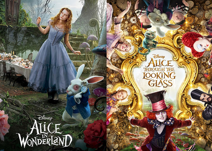 Honestly I enjoy and prefer Tim Burton's Alice in Wonderland (and also its sequel) और than the 1951