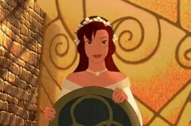 Another unpopular opinion from me. I find the एनीमेशन for Kayley ( Quest for Camelot-- non Disney)