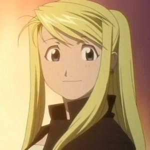 Winry - Fullmetal Alchemist