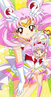 Sailor Chibi Moon - Sailor Moon