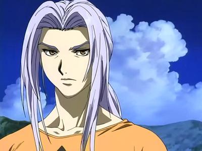 Natsume Shin - Tenjou Tenge