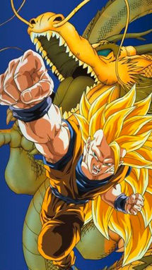 One of the best Goku's technique, imo. Find a picture of Goku and Krillin together.