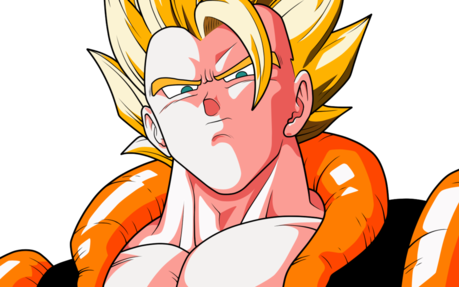 Gogeta <3 I want a picture of Piccolo and Gohan