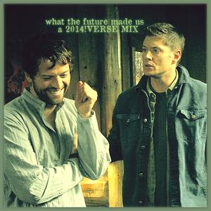 Round 5: Dean and Castiel :) Winner: Elf-11