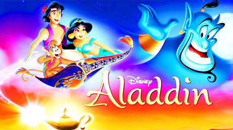 [b][u]Day 1: inayopendelewa Movie[/b][/u] [i]Aladdin[/i]