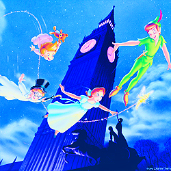 "[b]Day 4 ~ inayopendelewa song[/b] ""You Can Fly! wewe Can Fly! wewe Can Fly!"" from Peter Pan"
