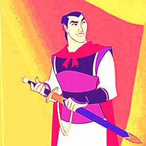 día 3 ~ favorito! disney Prince Li Shang